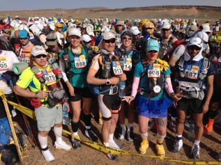 Marathon des Sables (Day 1 Start)