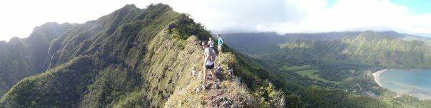 Oahu - Pu'u Manamana Hike 2